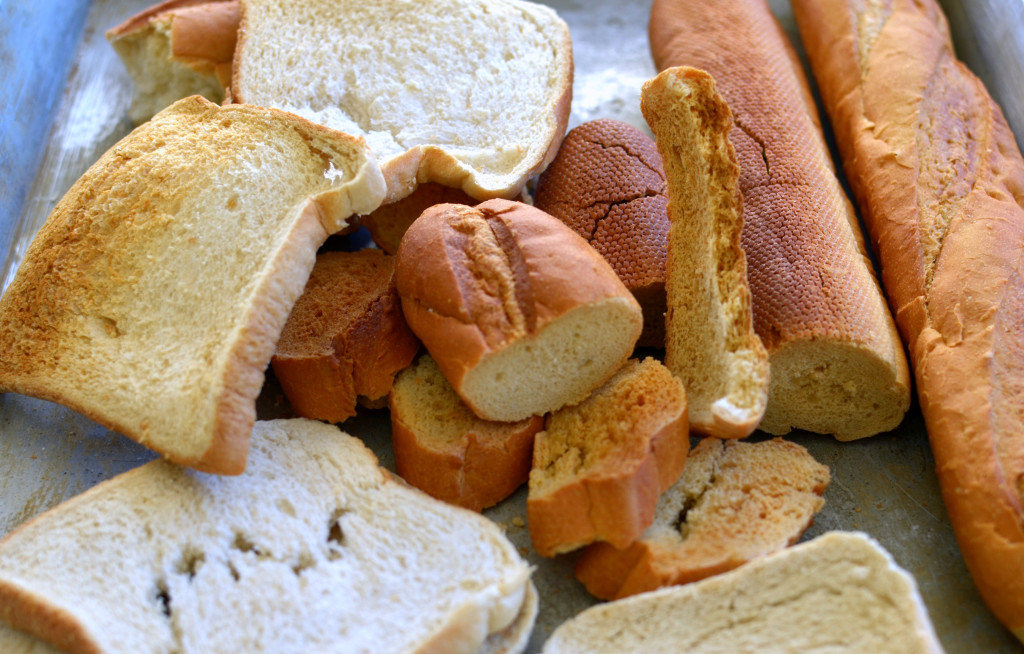 Do not throw out those pieces of bread rather re-purpose into a choice of recipes