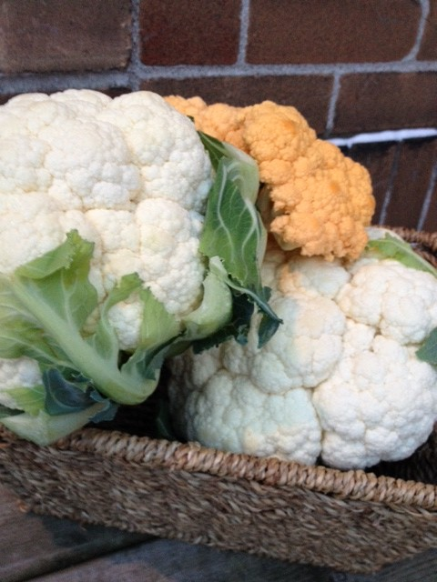 Cauliflower selection