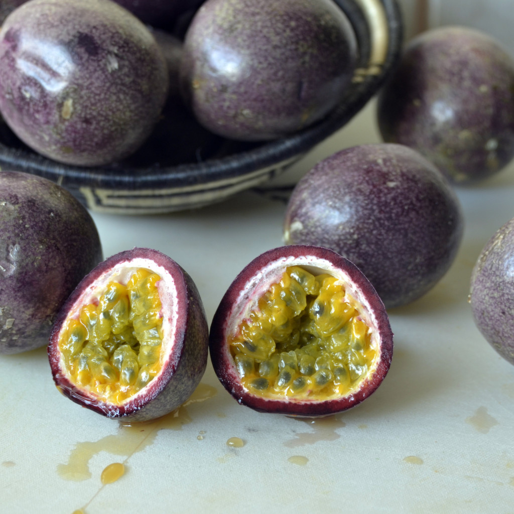 Abundance of Passion Fruit